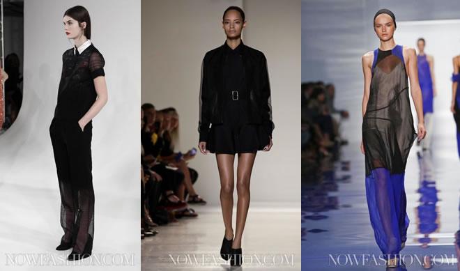 New York Fashion Week Spring Suimmer 2014
