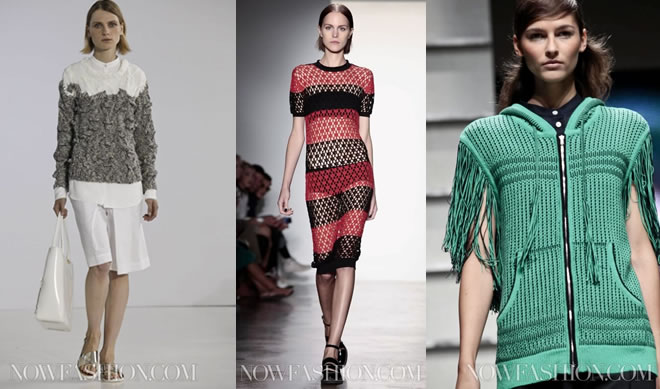 New York Fashion Week Spring Summer 2013
