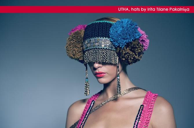AllegraNoir.com - UTHA hats